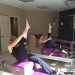 Pilates Reformer Workout - Tree