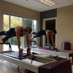Pilates Workout on the Reformer