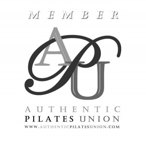 Authentic Pilates Union Logo